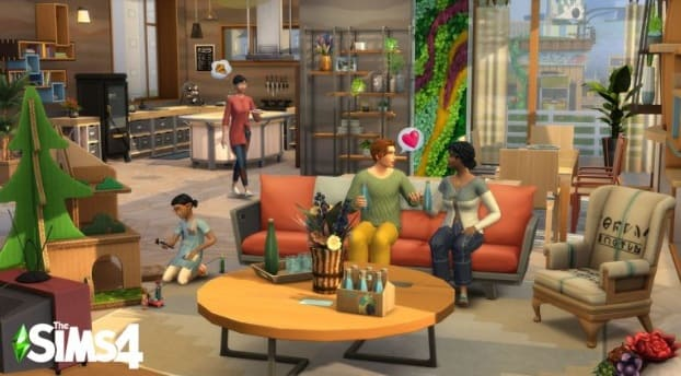 sims 4 eco lifestyle reunion
