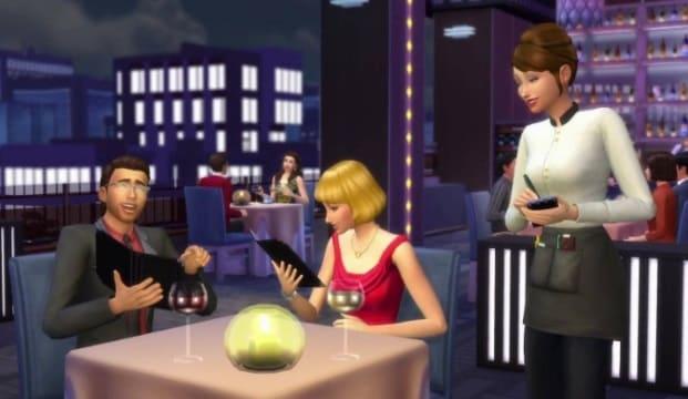 the sims 5 eventos