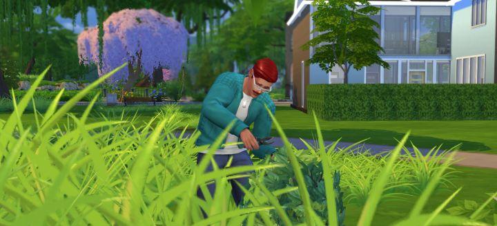 Los Sims 4 toman el corte y el injerto son habilidades útiles para completar una colección de jardín