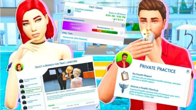 Sims 4 mods realistas