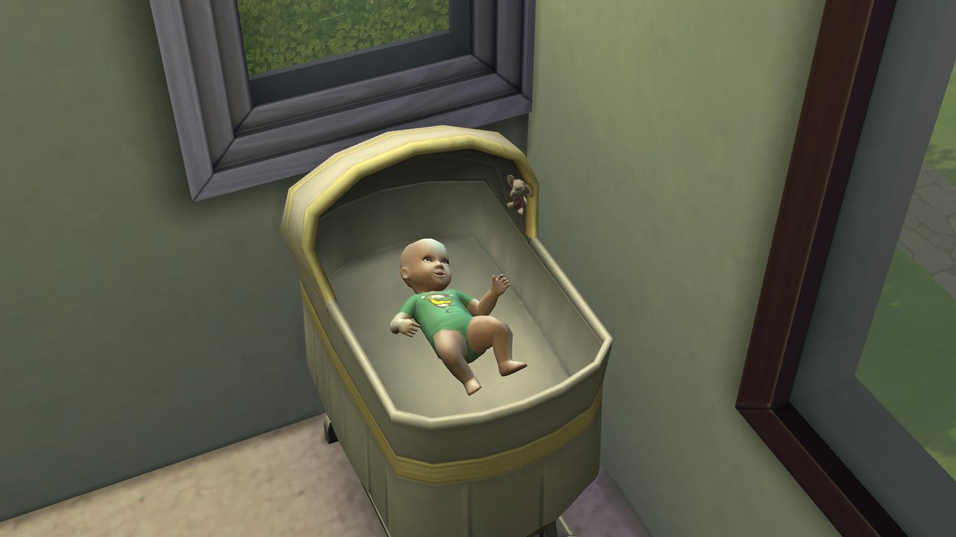 los sims 4 bebés mejoraron el rumor