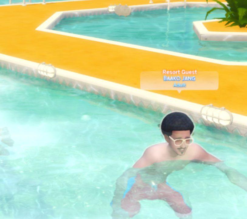 ¡Los Sims 4 - Resorts y hoteles ya no son un sueño con este mod!