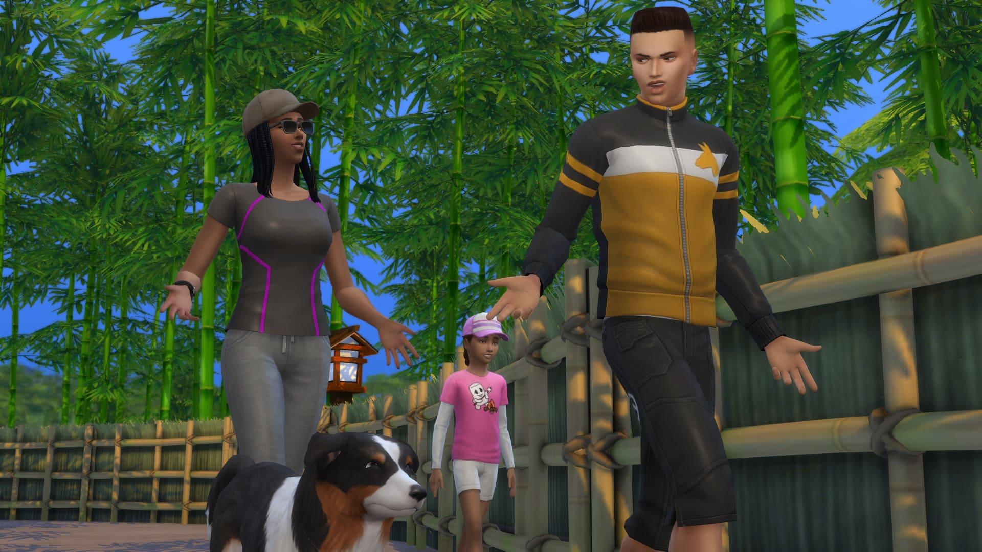 Los Sims 4 Snowy Oasis - Guía de senderismo y lista completa